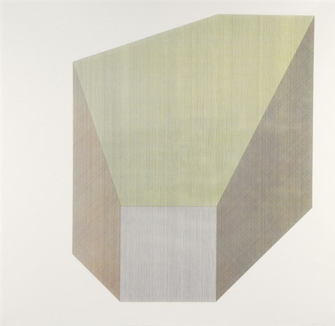 form derived from a cube 3 works by sol lewitt