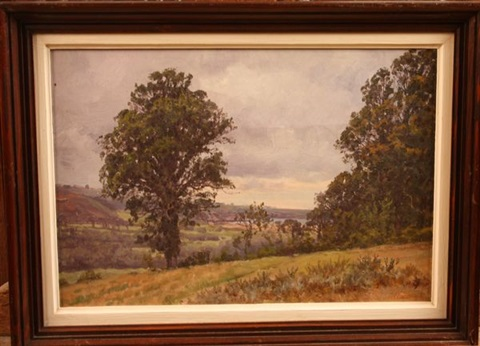 paysages 3 works by william baptiste baird