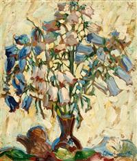 glockenblumen by franz krowacek