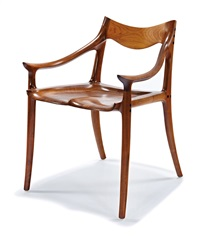 armchair by sam maloof