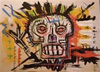 cabeza ii by lorenzo boldy