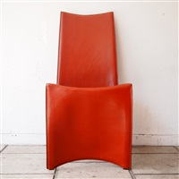 chaise, modèle archer by philippe starck