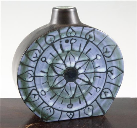 Wheel Vase By Troika On Artnet