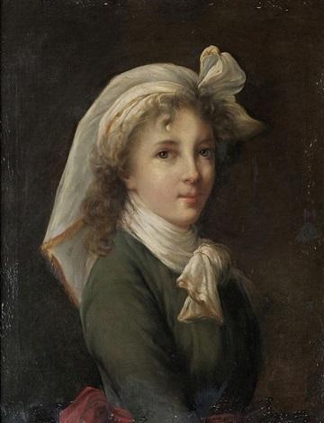autoportrait by elisabeth louise vigée le brun