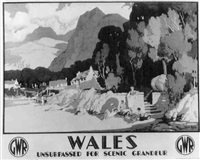 wales by michael reilly