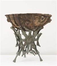 planter by paolo soleri