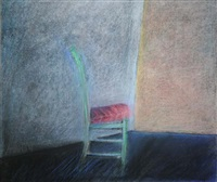 the green chair by veronica bolay