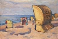 life on the beach by marie weber