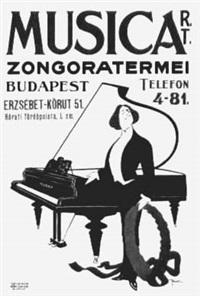musica by nandor honti