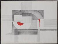 mirage series by dorothy dehner