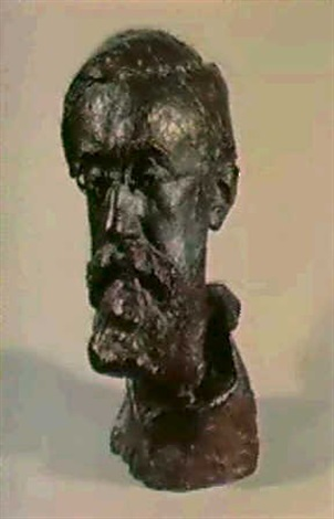 portrait of lytton strachey by bradley walker tomlin