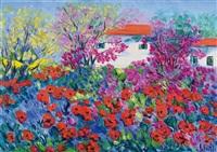 fiori a portofino by antonio ialenti