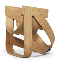 a bamboo chair by atelier remy & veenhuizen