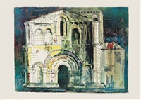 jazenne, charente by john piper