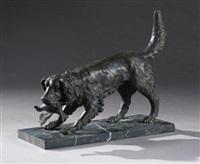 cane da caccia by t. campagnolo