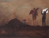 le retour de l'ange by komet
