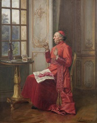 the cardinal's sin by françois brunery
