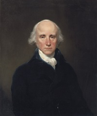portrait of warren hastings by lemuel francis abbott