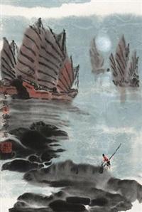 月影渔归 by xu xi