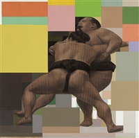 sumo xx by yishai jusidman