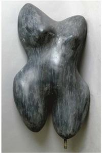 torso femminile by alberto viani