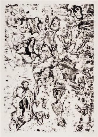 boue et ravines webel 539 by jean dubuffet