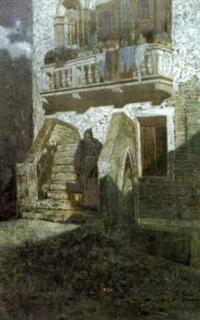 la casa di tintoretto à venezia by mario de maria