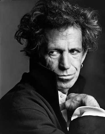 keith richards nyc by mark seliger