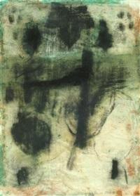 frammenti di paesaggio (+ fiore malinconico; 2 works) by gianriccardo piccoli