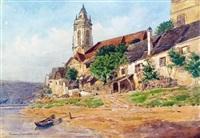 dürnstein by karl götz