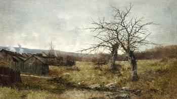 paisaje otoñal by manuel ramos artal