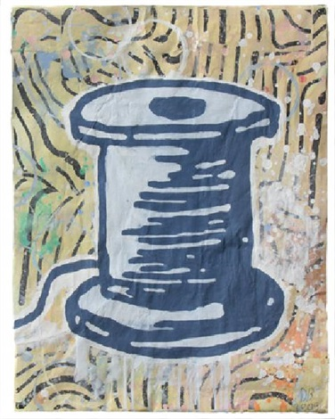 spool by donald baechler