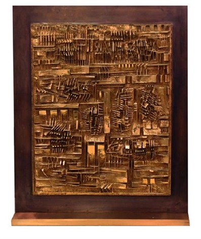 tavola dei segni by arnaldo pomodoro