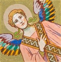 arkangyal by bertalan székely von adámos
