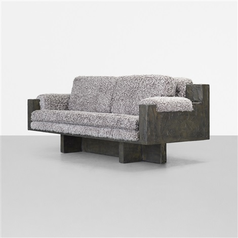 sofa by paul evans