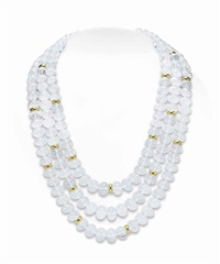 necklace by henry dunay