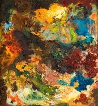abstraktní kompozice by vaclav hejna