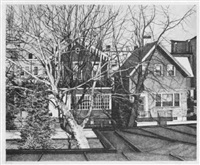 houses in woodside by catherine murphy