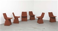 mars chair (+ 5 others; set of 6) by konstantin grcic