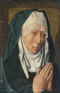 the mater dolorosa by dieric bouts the elder