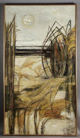 view through the reeds by john scorror oconnor