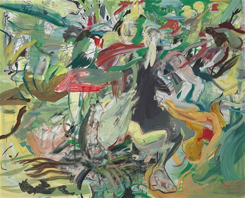 ring a ring by cecily brown