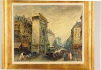porte st. denis by merio ameglio