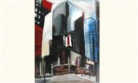new york by cyril leprêtre