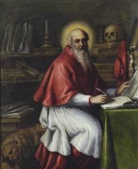 san gerolamo by santo peranda