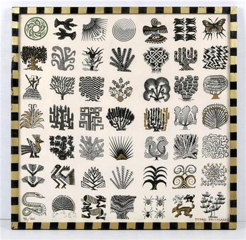 jardín botánico by pedro friedeberg