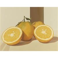 oranges by eduardo bortk