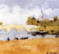 le pont by eugene markov
