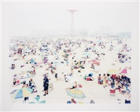 coney island grande by massimo vitali