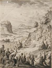 die bergpredigt by johann melchior füssli